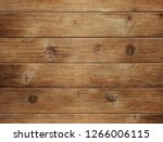 old wood background  | Shutterstock . vector #1266006115