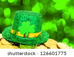 Shiny St Patrick\'s Day Hat And...