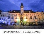 maribor  slovenia   may 20 ... | Shutterstock . vector #1266186988