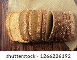 Wholegrain Sliced Organic Bread ...