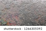 abstract texture pattern... | Shutterstock . vector #1266305392