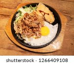 round hot plate containing...