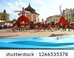 kamianets podilsky  ukraine  ...   Shutterstock . vector #1266535378