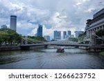 singapore   december 21  2018 ... | Shutterstock . vector #1266623752