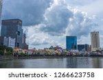 singapore   december 21  2018 ... | Shutterstock . vector #1266623758