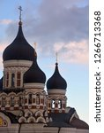 tallinn estonia 09 18 2015 ... | Shutterstock . vector #1266713368