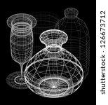 industrial design | Shutterstock .eps vector #126673712