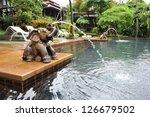 Luxury Outdoor Swimming Pool...