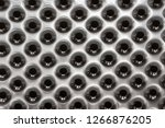 three dimensional texture of... | Shutterstock . vector #1266876205