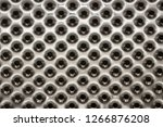 three dimensional texture of... | Shutterstock . vector #1266876208