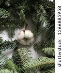 christmas tree decoration | Shutterstock . vector #1266885958