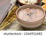 chinese traditional laba... | Shutterstock . vector #1266921682
