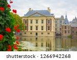 netherlands  hague  architecture   Shutterstock . vector #1266942268