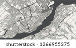 vector map of the city of...   Shutterstock .eps vector #1266955375