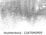 distressed overlay texture of... | Shutterstock . vector #1267040905