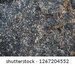 stone wall texture with cracks... | Shutterstock . vector #1267204552