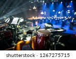 live band concert show stage... | Shutterstock . vector #1267275715