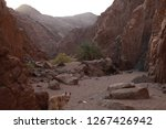 day trip in dahab  egypt | Shutterstock . vector #1267426942