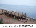 day trip in dahab  egypt | Shutterstock . vector #1267427062
