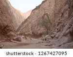 day trip in dahab  egypt | Shutterstock . vector #1267427095