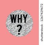 glitter sequin slogan | Shutterstock .eps vector #1267429672