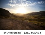 landscape and nature around... | Shutterstock . vector #1267506415