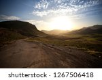 landscape and nature around... | Shutterstock . vector #1267506418