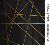 modern contemporary background. ... | Shutterstock . vector #1267579018