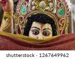 delhi  india   october 16 2018  ... | Shutterstock . vector #1267649962