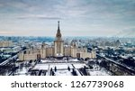 aerial view of the city of...   Shutterstock . vector #1267739068