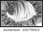 abstract wallpaper. fractal... | Shutterstock . vector #1267750312