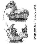 sea creature   Shutterstock . vector #126778346