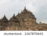 candi plaosan is a temple... | Shutterstock . vector #1267870642