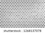 light silver  gray vector... | Shutterstock .eps vector #1268137078