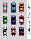 choose your car  | Shutterstock .eps vector #126818882