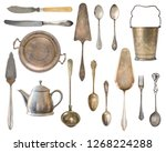 Vintage silverware  antique...