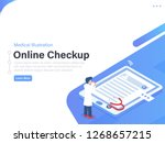 online check up used make...