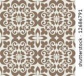 ornate pattern | Shutterstock .eps vector #12686791