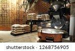shanghai   china   december 9...   Shutterstock . vector #1268756905