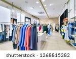 russia  novosibirsk   april 25  ...   Shutterstock . vector #1268815282