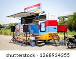 bandung  indonesia   26th 09...   Shutterstock . vector #1268934355