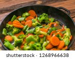 Cooking Vegetable Stew From A...