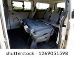 folding seats and inside... | Shutterstock . vector #1269051598