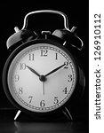 alarm | Shutterstock . vector #126910112