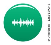 equalizer tune icon. simple... | Shutterstock . vector #1269169348