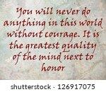 an inspirational motivating... | Shutterstock . vector #126917075
