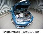 vilnius lithuania september 3 ... | Shutterstock . vector #1269178405