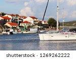 kaprije  croatia  europe   7 9...   Shutterstock . vector #1269262222