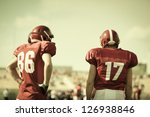 american football | Shutterstock . vector #126938846
