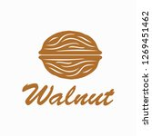 Walnut Vector Icon